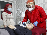 Beauty Treatment During Pandemic In Indonesia