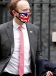 Health Secretary Matt Hancock On Downing Street