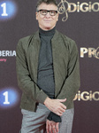 'Prodigios' RTVE 3rd Season Presentation In Madrid
