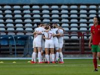 Portugal v Russia - UEFA Women's EURO 2022 play-off