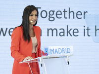 Candidacy Of Madrid Capital Of Sports 2022