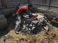 Construction Work In Jammu And Kashmir