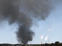 Aftermath - Rockets Fired From Gaza Onto Israel