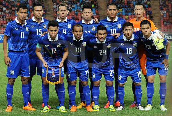 Thailand v North Korea - International Friendly