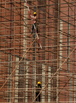 Construction Work In New Delhi
