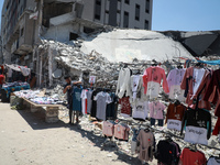 Aftermath of Palestine Israel conflict