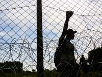 2015 Migrant Crisis On Hungarian Border