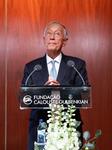 President Marcelo Rebelo De Sousa Speaks At Calouste Gulbenkian Foundation