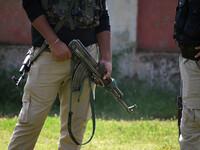 Two Teachers Shot Dead By Suspected Militants In Kashmir