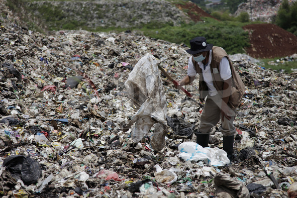 Infectious Medical Waste Found In Landfill