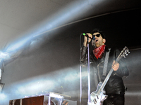 Chromeo performs in Texas