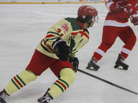 Ice Hockey World Championship Division II, Group B: Spain-South Africa