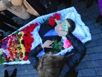 Ukraine in Mourning After Odessa Fire