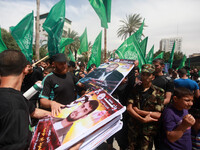 Rally demanding the release of Palestinian prisoners in israeli jails