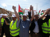 Protest against the blockade on Gaza