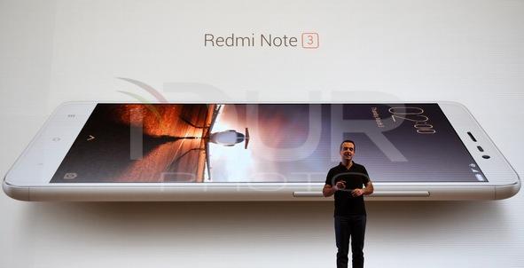Xiaomi Launches The Redmi Note Phones