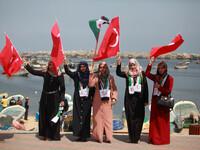 Anniversary of the Mavi Marmara Gaza flotilla incident