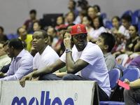 NBA veteran Andray Blatche in Manila