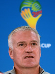 World Cup: training and conference press France-Honduras