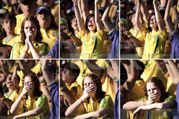 2014 FIFA World Cup: Brasil x Chile
