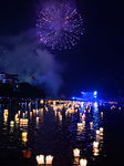 A Traditional Lantern Fair In Ziyuan County, China