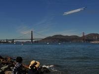 Air Show In San Francisco