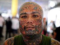 Dutdutan Tattoo Festival 2013 in Manila