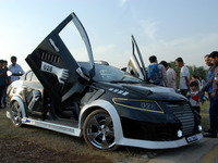 Car Show In Islamabad