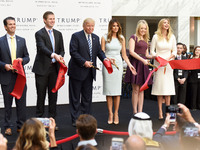 Opening Ceremony Of Trump International Hotel In Washington D.C.