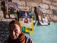 Christian man teaches the Quran and the Arabic language