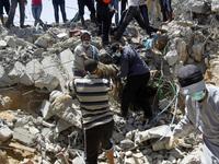 At least 70 people died in Israeli strikes across Gaza