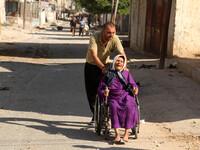 PALESTINE-ISRAEL-CONFLICT