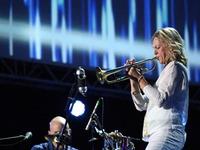Ingrid Jensen performs live in Gdansk, Poland