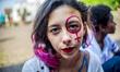 Protest against violence against women