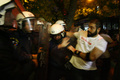 Clashes In Thessaloniki During A Demonstration Marking 102nd Anniversary of Armenian Genocide