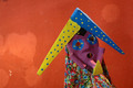 Carnival Congo of Roda Dagua City