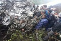 Crash a cargo plane in Nepal
