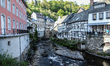 The medieval city of Monschau
