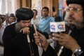 Prayers in Deir El-Garnouse for the Attack victims