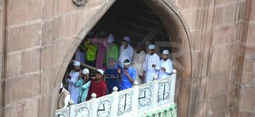 Indian Muslims Celebrate Eid-Ul-Fitr