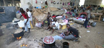 African migrants in Algeria