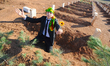 Death Of YPG Kurdish fighter Hermi Ali