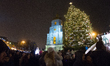 Main Ukraine Christmas Tree has been lit up