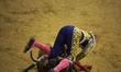 Bullfight in Morazarzal