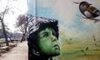 Urban art in Chile