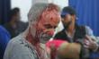 Heavy shelling in Douma