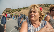 Protest for more medical service in Spain