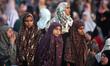 Muslims worldwide are celebrating Eid al-Adha
