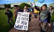 Russia Peace March