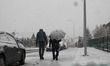 Poland weather : First snow hits Gdansk